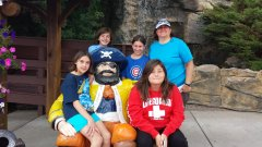 Wisconsin Dells Trip 2014